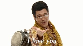 【OFFICIAL】I LOVE YOU~Riding the african wind~(I LOVE YOU~アフリカの風に乗せて~) / PIKOTARO(ピコ太郎)