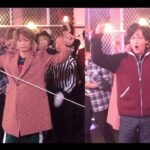 慎吾ちゃんが元世界チャンピオン亀田さんとパンチング対決をしたよ