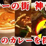超人気カレーのお店 5店舗を食べ比べ【カレーの街 神保町】