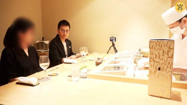 【嫁迫の誕生日】夫婦史上、最も過酷な1年間を振り返りながらお寿司でお祝いする