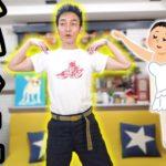 【ストレッチ】映画「ミッドナイトスワン」のように踊れるか!?草彅剛、バレエに挑戦します!