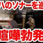 【APEX LEGENDS】ブラッドハウンドのソナーを巡って喧嘩勃発!?【霜降り明星】