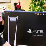 【PS5】初めての開封動画を撮ったらあり得ないことが起きました…
