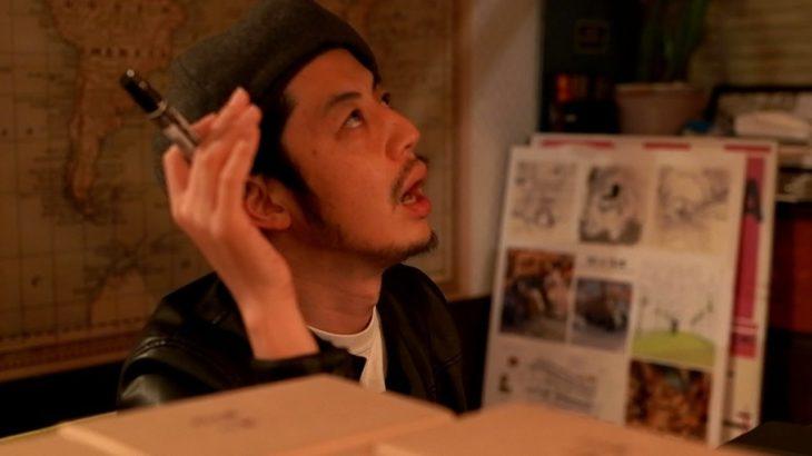 【終わらない…】キンコン西野が新刊1万冊にサイン入れ