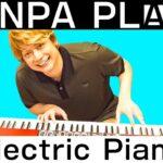 香取慎吾がエレクトリックピアノ弾いてみた!【ONPA PLAY】