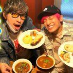 【ふらっとランチ】EXITが何も決めずにお昼ごはんを食べに行く!