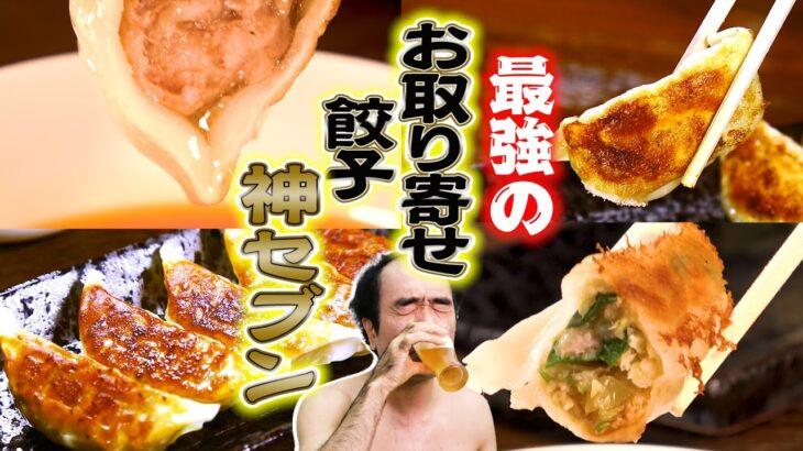 【お取り寄せ】日本で1番美味い餃子はどれなのか?