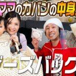 【大公開】マザーズバッグ〜5児のママのカバンの中身〜