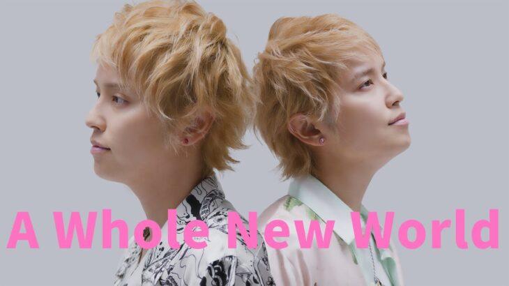 【歌ってみた】A Whole New World(アラジン)covered by 手越祐也
