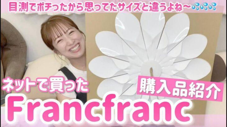 【爆買い!】大好きなFrancfranc購入品紹介!【4箱!】