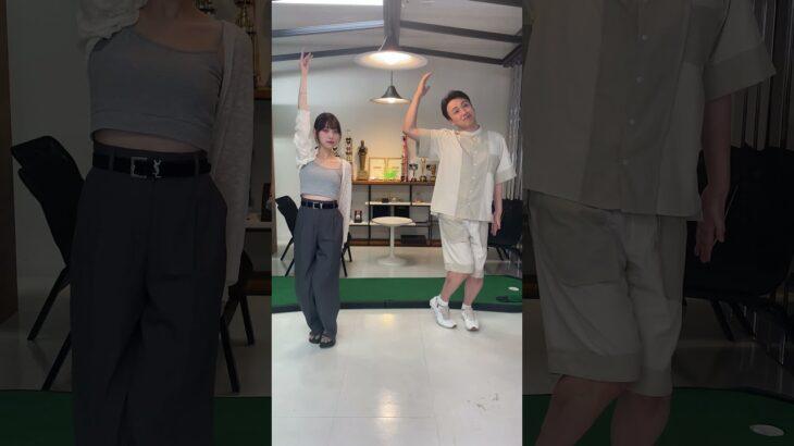 児嶋と堀未央奈のバレッタ いい感じwww  #Shorts